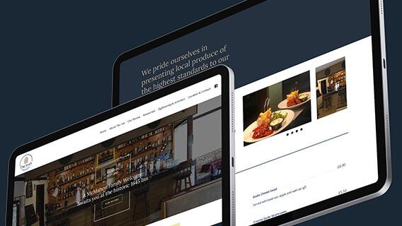 Custom Booking Website for B&B